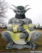 pagan god