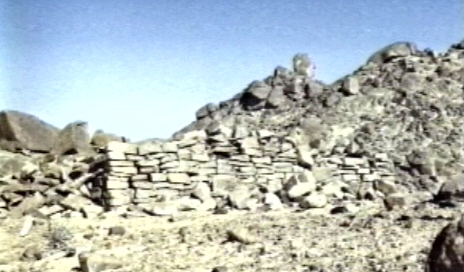 Altar of the Lord after the melaca war