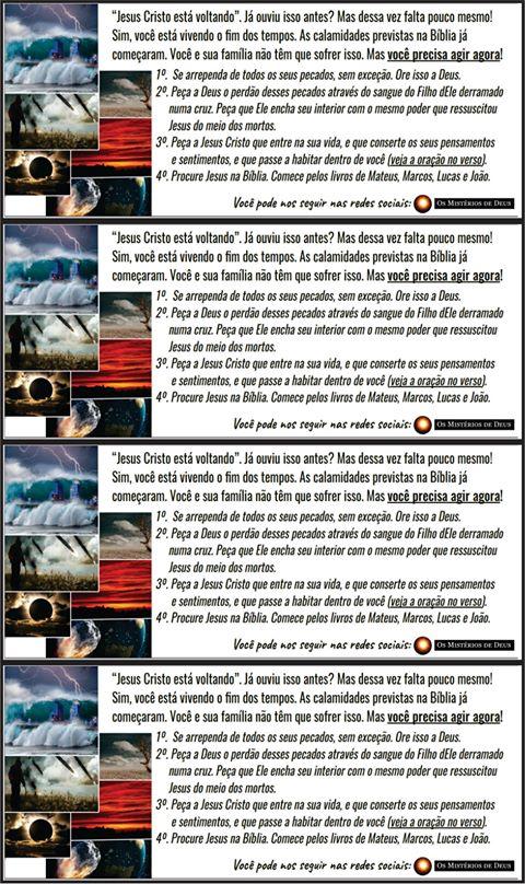 4 Folhetos (frente) - LETRA GRANDE