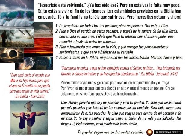 Comparte en redes sociales - OsMisteriosDeDeus